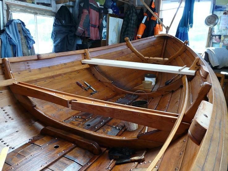 De boot van Guido Claes