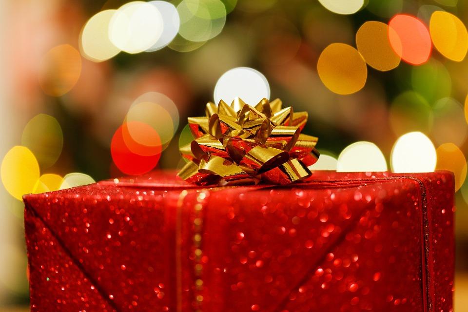 kerstcadeautje